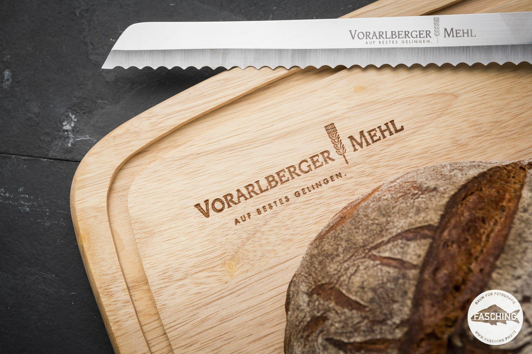 In der Werbefotografie arbeitete Fotograf Luca Fasching mit Vorarlberger Mehl und Ländle Pellets und schoss Portraits für Vorarlberger Mühlen
