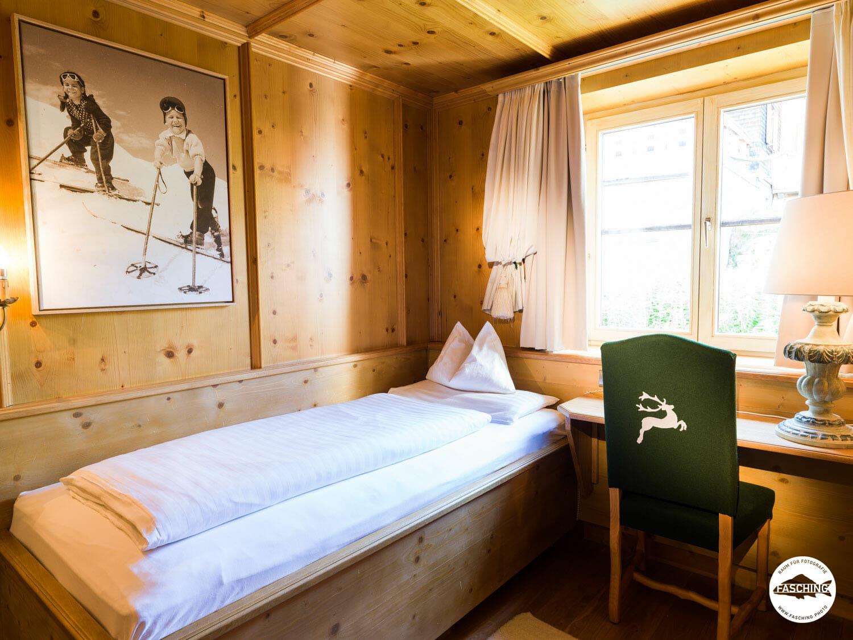 Hotelfotografie des Burghotel in Lech von Fotograf Reinhard Fasching