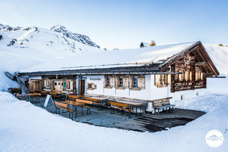 Luca Fasching fotografierte diese Winteraufnahmen für Freicom
