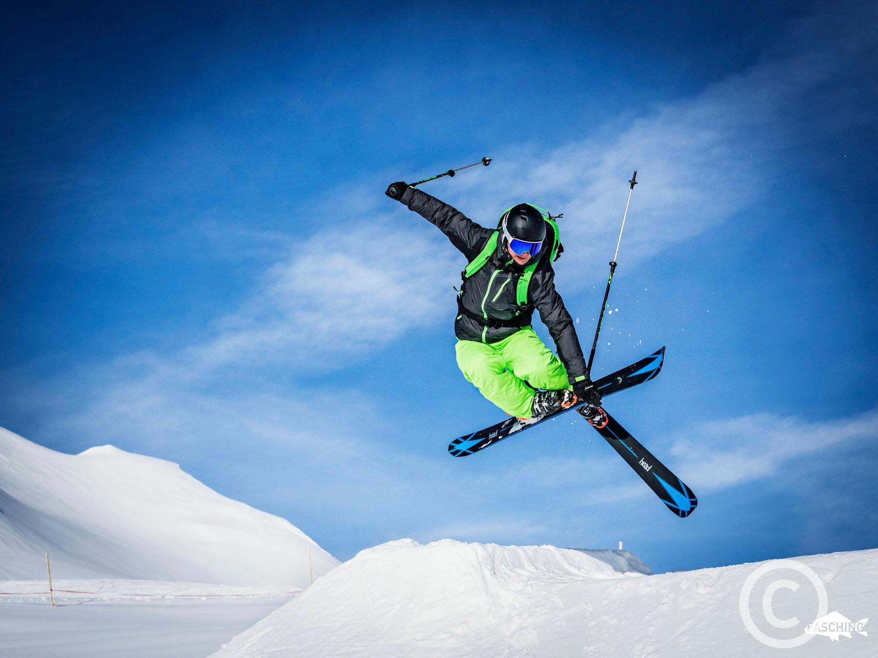 Fotografie für HEAD Sportswear von den Fotografen des Studio Fasching