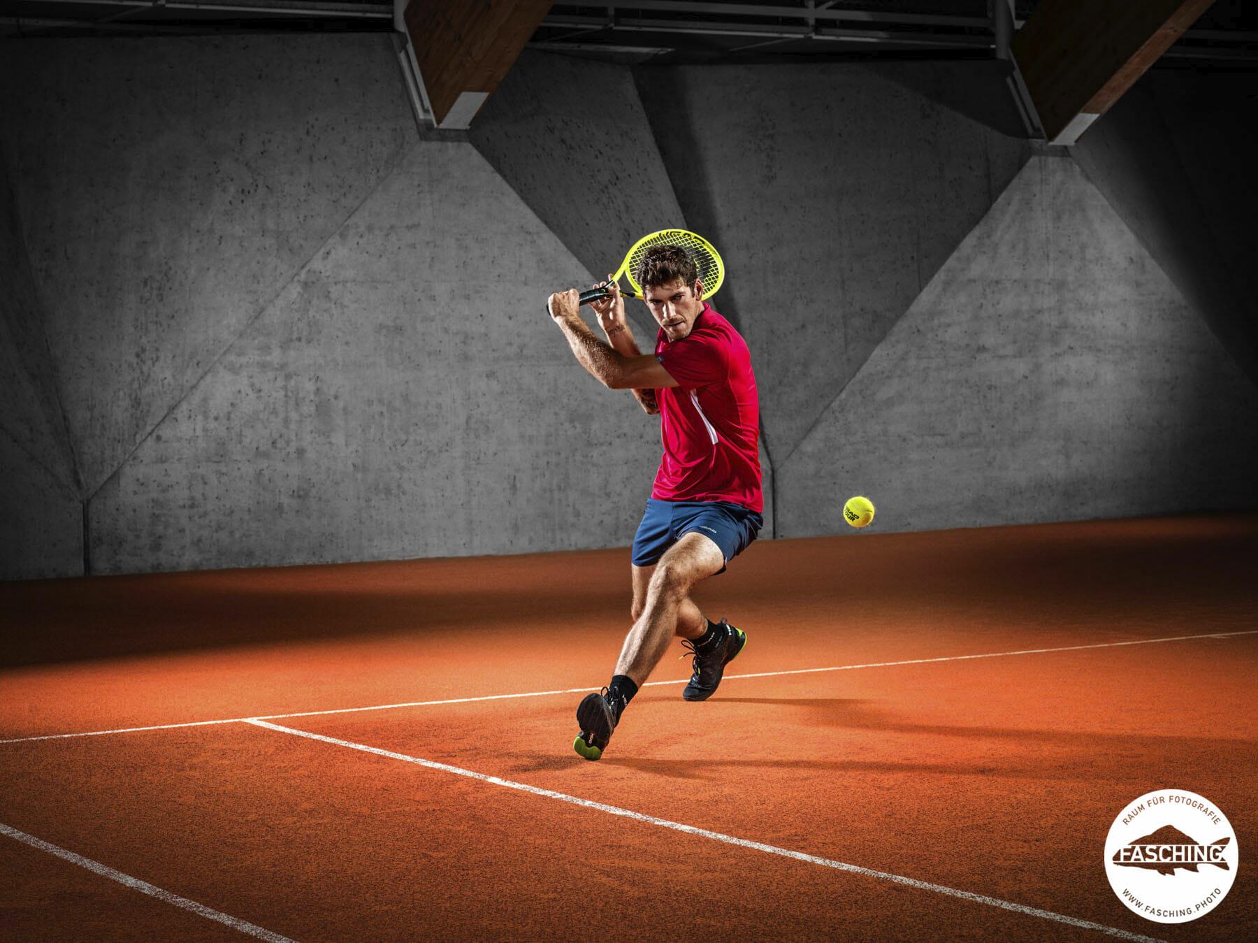 Sportaction, Tennis mit Gerald Melzer