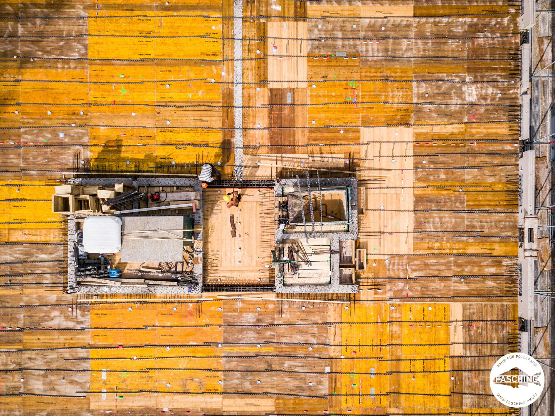 Drohnenfotografie von Luca Fasching