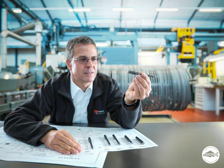 Fotografie für den SFS Geschäftsbericht von Reinhard und Luca Fasching