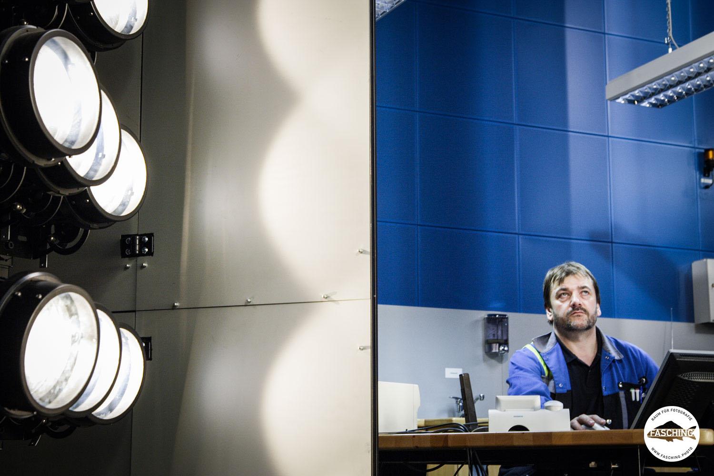 Voestalpine Geschäftsbericht Fotografie von Reinhard Fasching