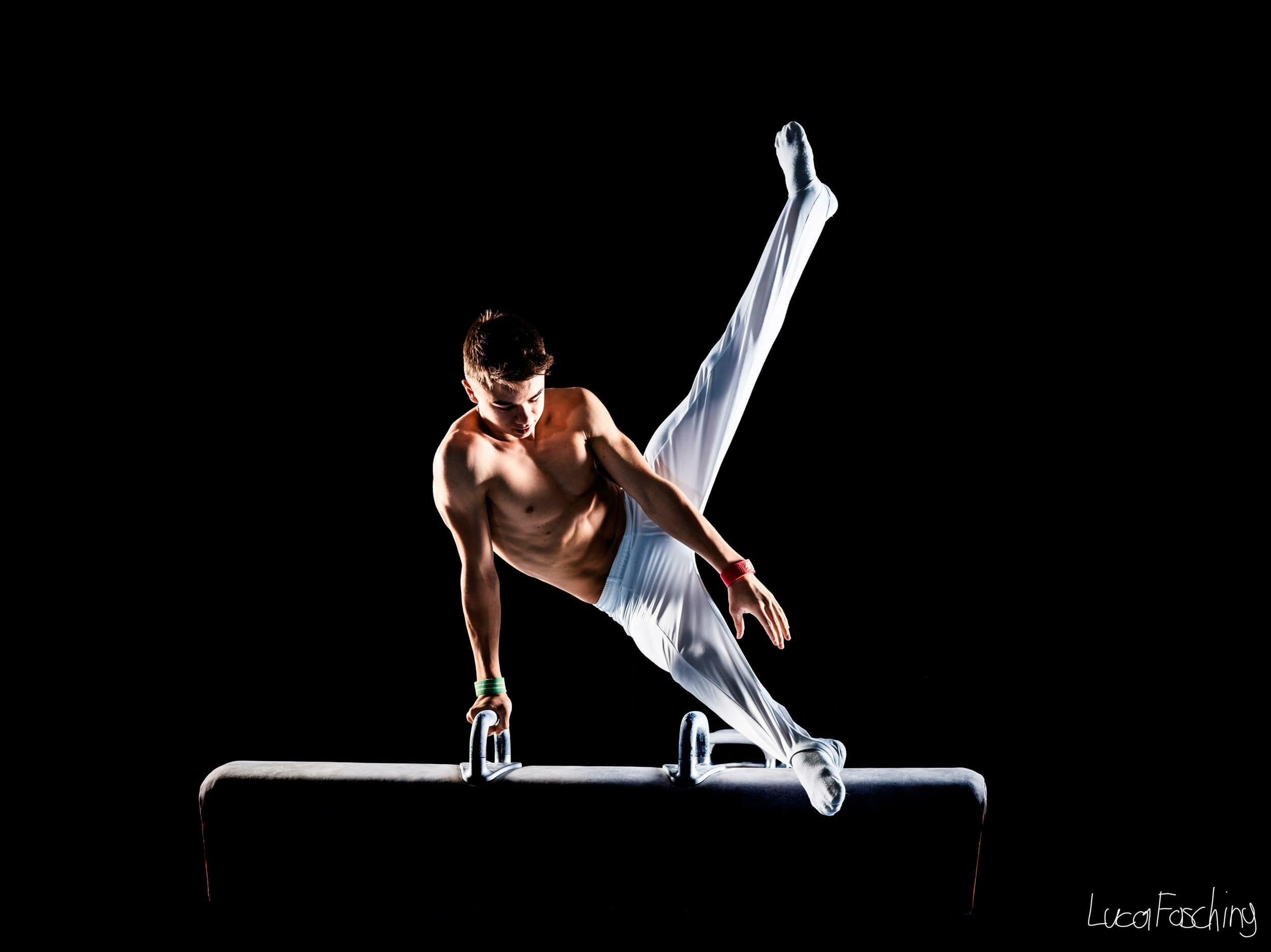 Sportfotografie von Luca Fasching