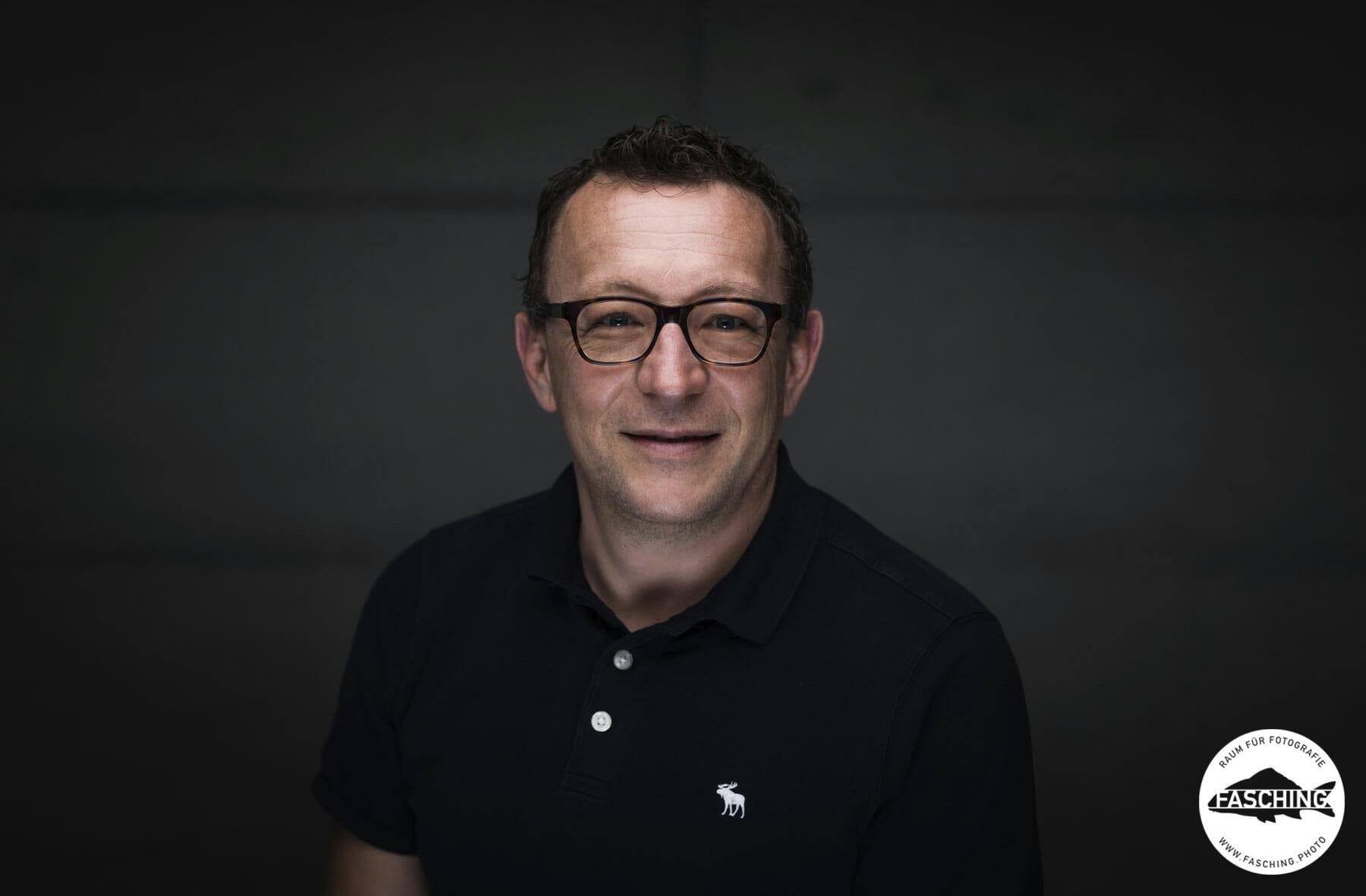 Udo Filzmaier Businessportrait fotografiert von dem vorarlberger Fotograf Luca Fasching für die Vorarlberger Wirtschaftskammer
